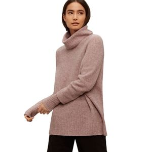 Aritzia Group Babaton Plutarch Cowl Neck Sweater